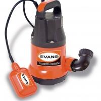 Bomba sumergible domestica descarga 1 1/2″ , 0.5 HP, 110v marca Evans mod. SLA1.5ME050
