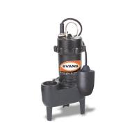 Bomba sumergible para agua con solidos descarga 2″ 110v marca Evans mod. SV2ME040.