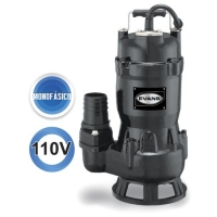 Bomba sumergible para lodos descarga 2″, 110 v, 1 hp mod.SV2ME100F