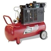 Compresor c/m gasolina 6.5HP 108 Lts E170G0650BS-108
